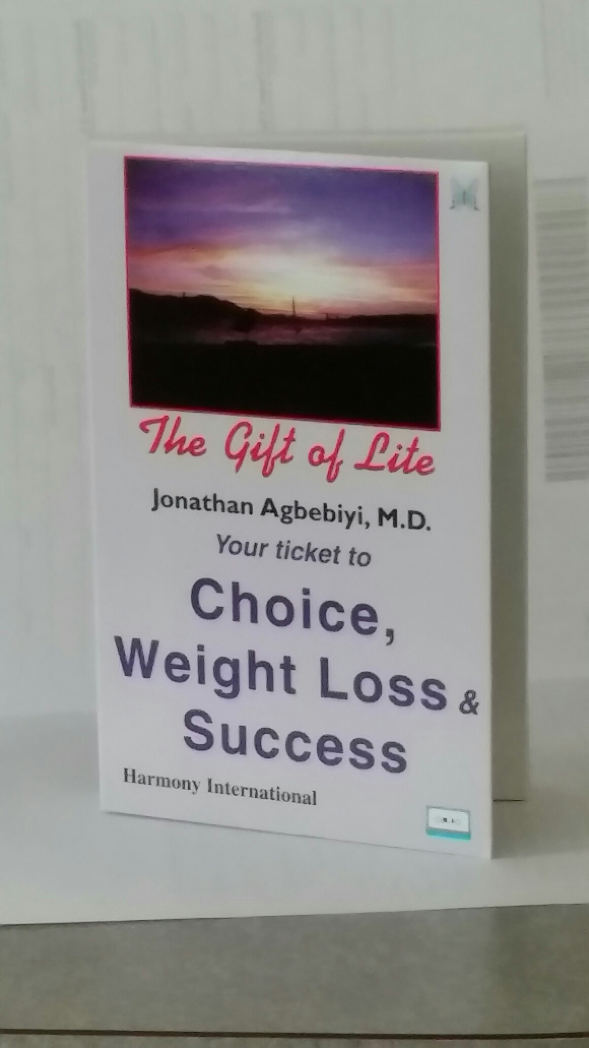 Gift of Lite – For success, Weight loss, Happiness